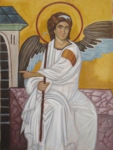 Αρχάγγελος-Νωπογραφία