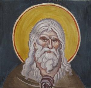 Προφήτης, Νωπογραφία